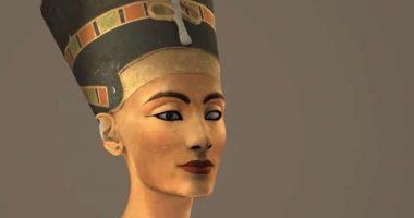 buste nefertiti scan 3d 380x200 - Rendre la vie au buste de Néfertiti grâce à la restauration 3D, un projet des étudiants de l'IIM