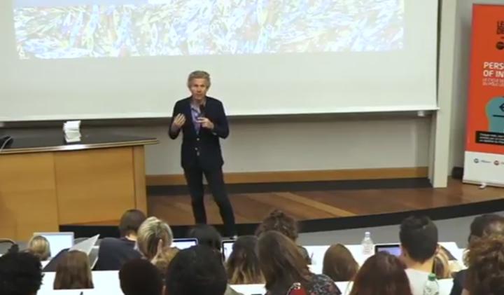 gilles babinet - Transformation digitale, l'avènement des plateformes : conférence de Gilles Babinet