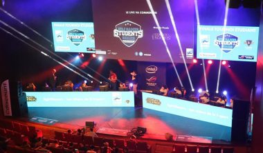 nrj games dtudents 380x222 - NRJ Games Students Series, la team esport IIM dans le top 10 sur League of Legends
