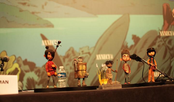 animation dedicae - L'IIM au Festival international du film d'animation d'Annecy 2017