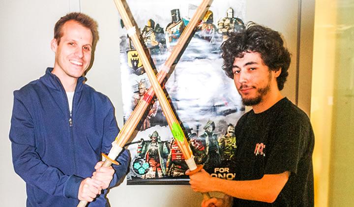 damien game for honor - Alexis, starplayer sur For Honor, invité par Ubisoft à Montréal pour un Community Workshop