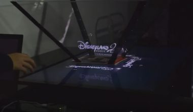 design interactif 1 380x222 - Quand le Design Interactif conçu à l'IIM s'invite à Disneyland Paris
