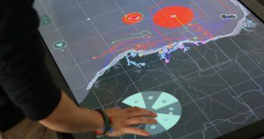 design interactif 380x200 - Un outil de simulation et de gestion de crises maritimes interactif créé pour la Marine Nationale
