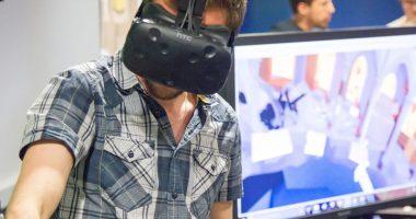 projet realite virtuelle 380x200 - Réalité virtuelle, jeu vidéo, appli mobile, stratégie digitale... les projets de 4e année