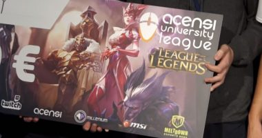 acensi university league 380x200 - E-sport : l'équipe LDV Fuse qualifiée pour les phases finales de l'ACENSI University League