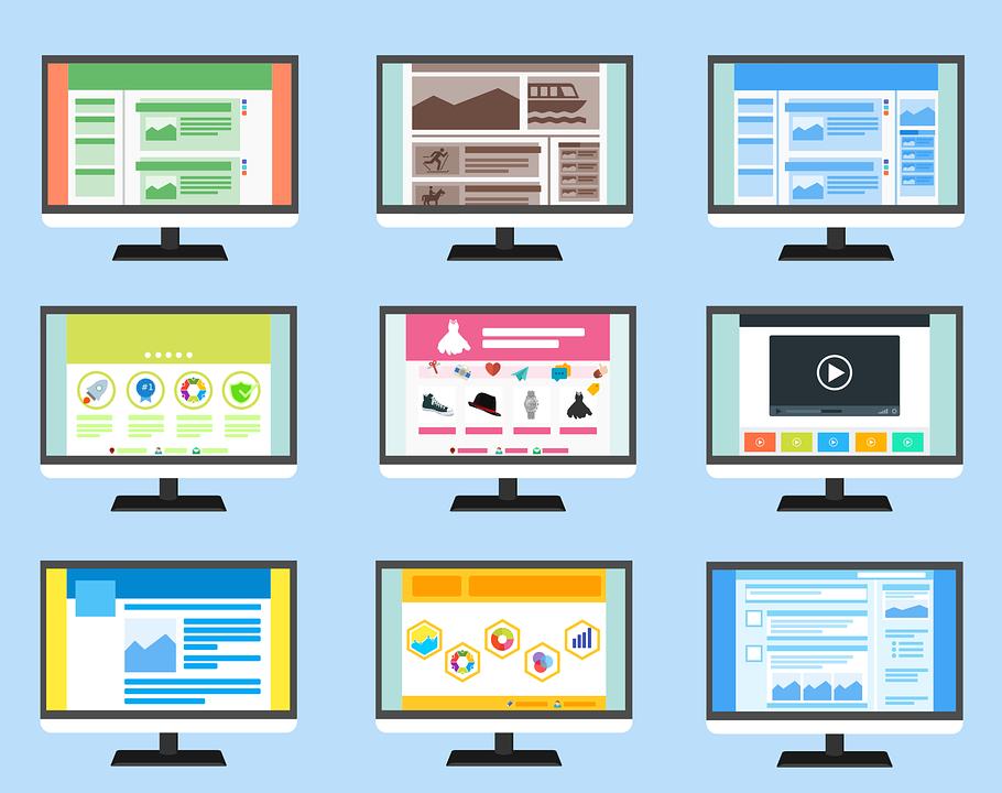 ex zoning - Webdesign : 8 grands principes de conception d'un site internet