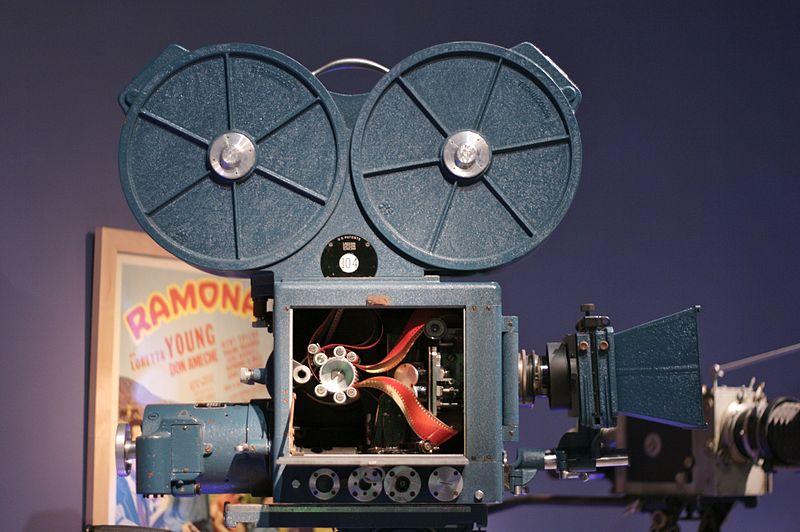 800px 3 strip Technicolor camera - Comment la réalité virtuelle peut-elle modifier le cinéma ?