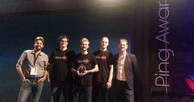 Ping Awards E Peter 380x200 - Infographic: the importance and vitality of video games in France