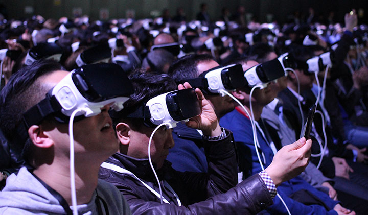 cinema realite virtuelle - Comment la réalité virtuelle peut-elle modifier le cinéma ?