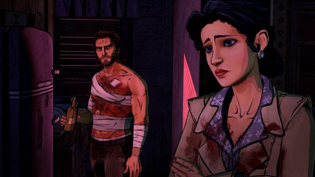 the wolf among us 1024x576 - Le film interactif : entre le jeu vidéo et le film
