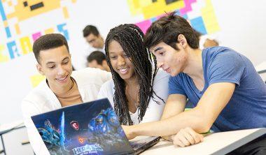 UNE bac filière 380x222 - Quel bac pour intégrer une école du digital ?