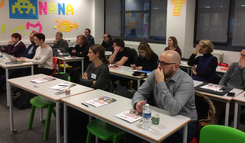 alternance ecole digitale - Les petits-déjeuners de l'alternance : les tuteurs entreprises de retour à l'école !
