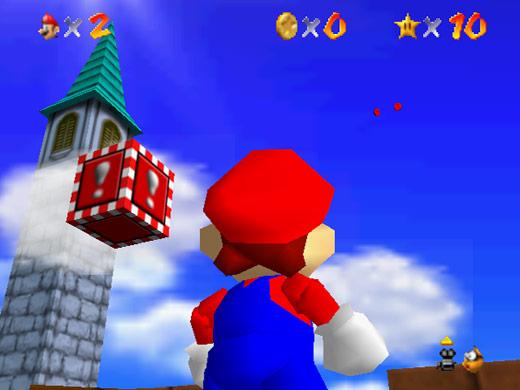 super mario 64 - Aux origines de Mario, superstar de la Nintendo
