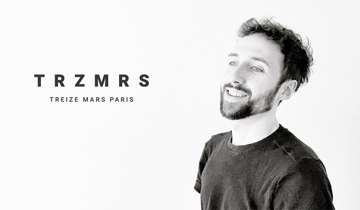 une treize mars - Alexandre, promo 2015, fondateur du studio de création Treize Mars