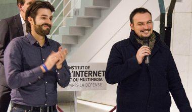 une polymaze corentin 380x222 - Poly Maze, jeu de plateforme et de réflexion, remporte le prix du meilleur projet de cinquième année de l'axe Jeu Vidéo