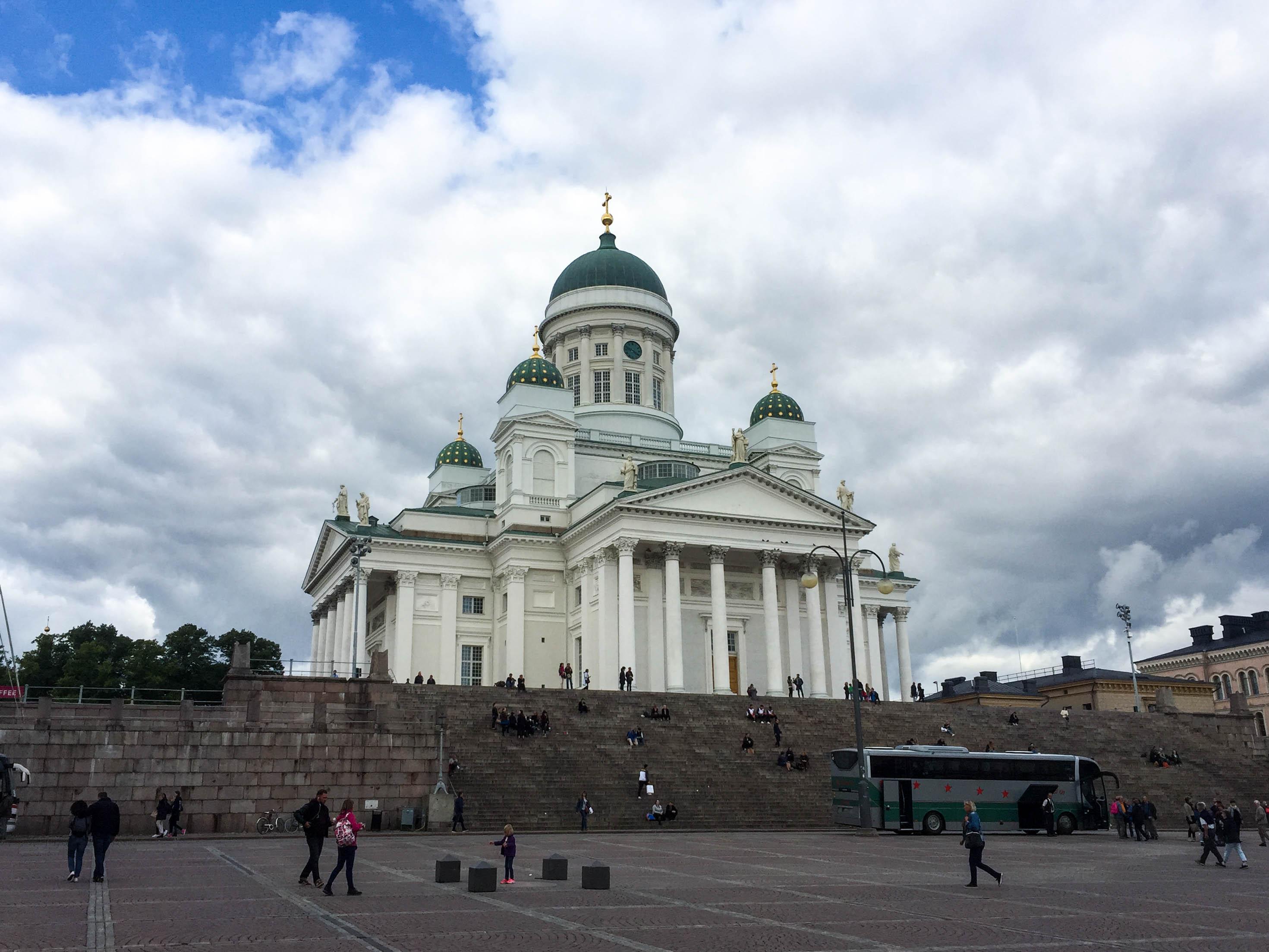 Helsinki 2 - Étudier en Finlande : Pierre, promo 2019, en échange à Helsinki