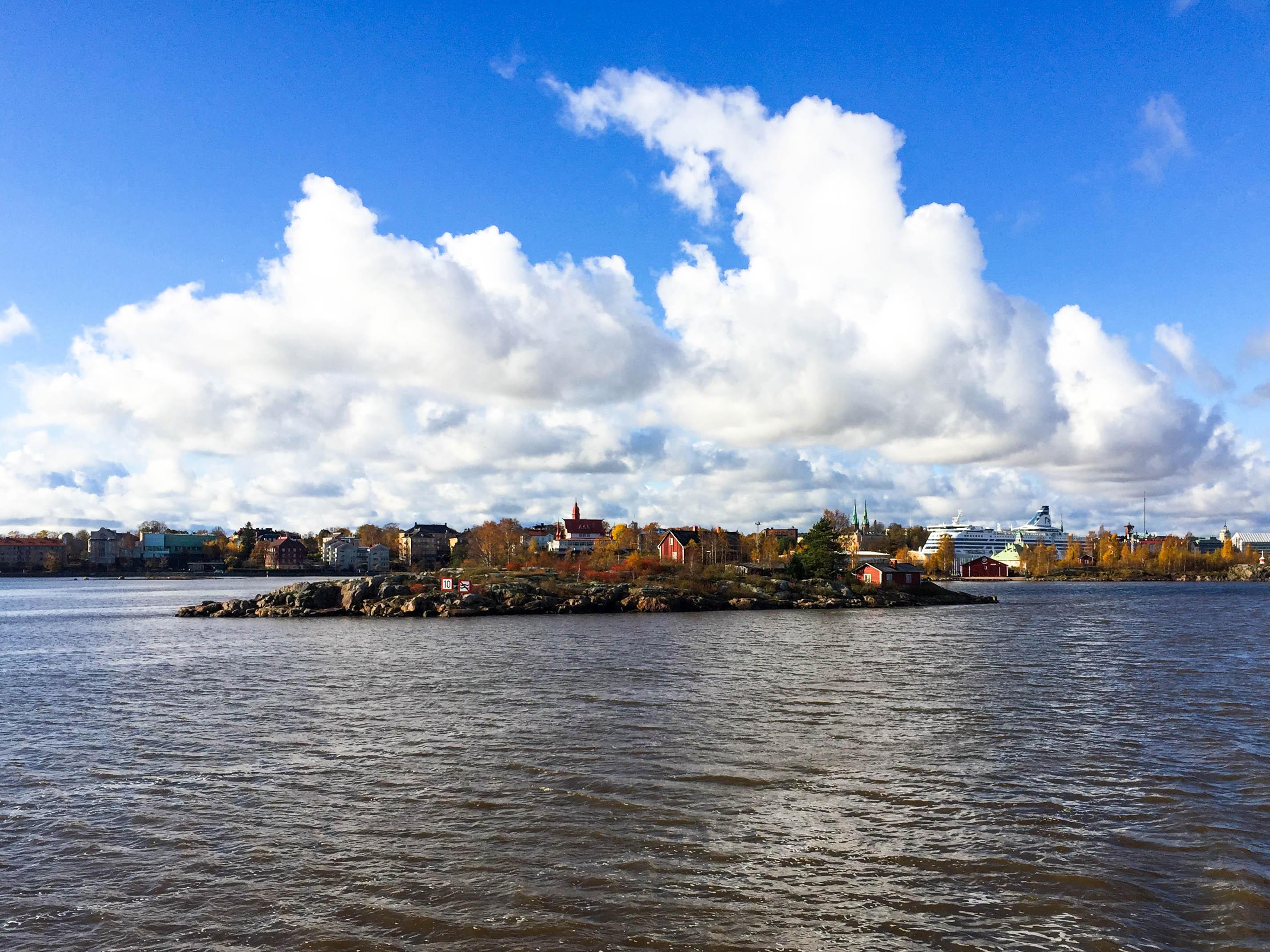 Helsinki2 2 - Étudier en Finlande : Pierre, promo 2019, en échange à Helsinki