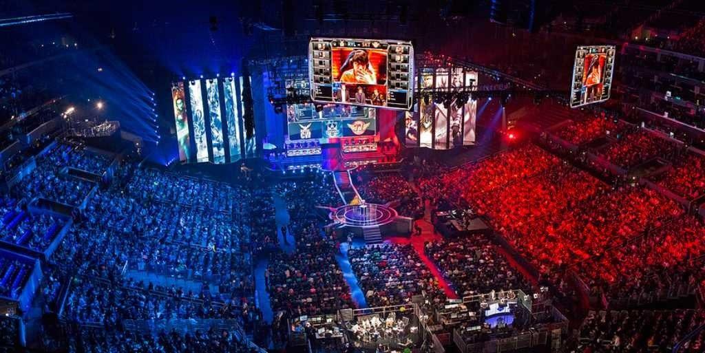 tournoi esport 1024x513 - L'E-sport : un phénomène mondial en pleine effervescence
