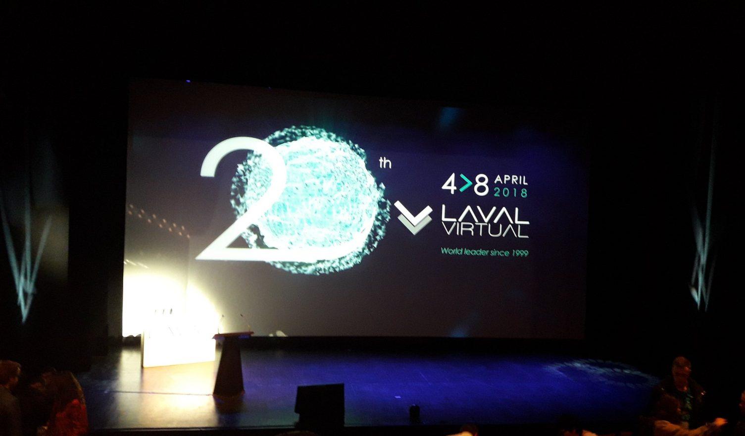 """DaCOX 0XkAABc7E 1505x880 - Laval Virtual 2018 : """"A Knight's Ascension"""" finaliste de la Virtual Fantasy - Demo"""