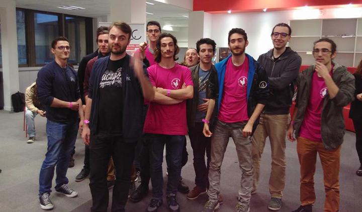 GachaWin - Game Jam : un étudiant de l'IIM dans l'équipe gagnante du Montpellier Ubisoft Game Challenge