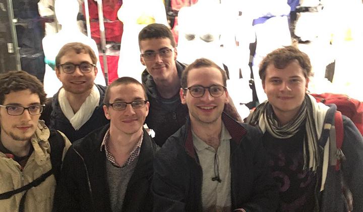 IIM ubisoft game challenge - Game Jam : un étudiant de l'IIM dans l'équipe gagnante du Montpellier Ubisoft Game Challenge