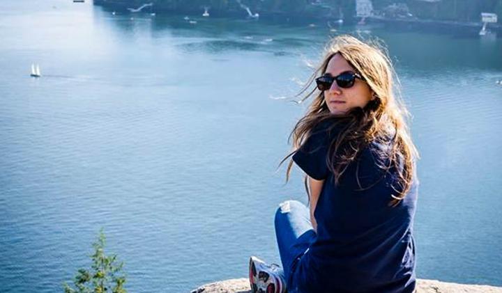 Randonnée Quarry Rock 1 - Étudier au Canada : Christelle, promo 2019, en échange à Vancouver