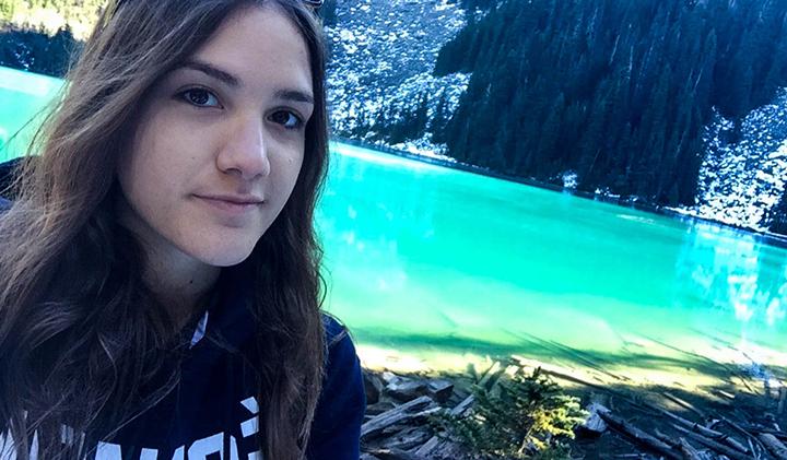 Randonnée aux Jeffrey Lakes - Étudier au Canada : Christelle, promo 2019, en échange à Vancouver