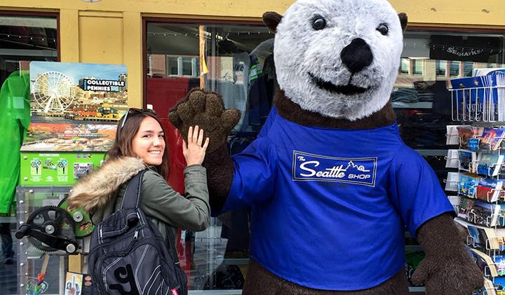 Weekend a Seattle - Étudier au Canada : Christelle, promo 2019, en échange à Vancouver