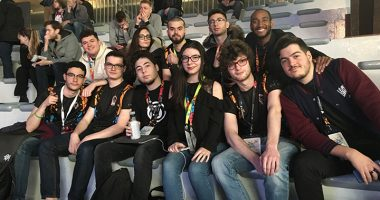 equipe ldv esport gamers assembly 380x200 - Tournoi e-Sport : dans les coulisses de la Gamers Assembly avec LDV e-Sport
