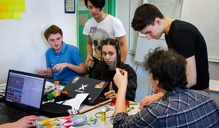 une little bits - Objets connectés : une initiation avec les LittleBits en année préparatoire à l'IIM