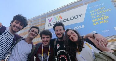 iim vivatech 380x200 - At Viva Technology, IIM Students Scouted for the Best Innovations