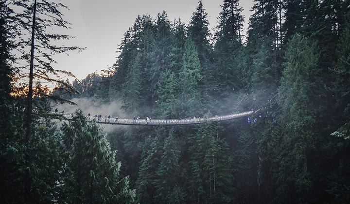 parc regional whistler - Étudier au Canada : Valentine, promo 2019, en échange à Vancouver
