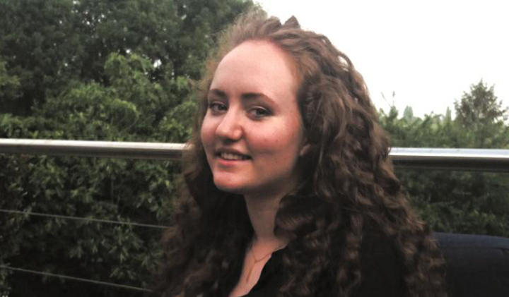 """une louise ougier - Louise, promo 2022, créatrice de """"Bullet journal"""""""