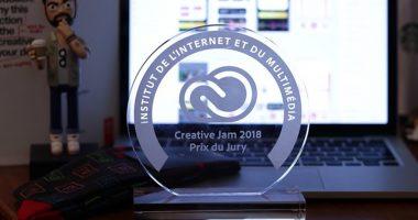 adobe creative jam 380x200 - Dans les coulisses du tournage de l'Adobe Success Story de trois étudiants en Création & Design