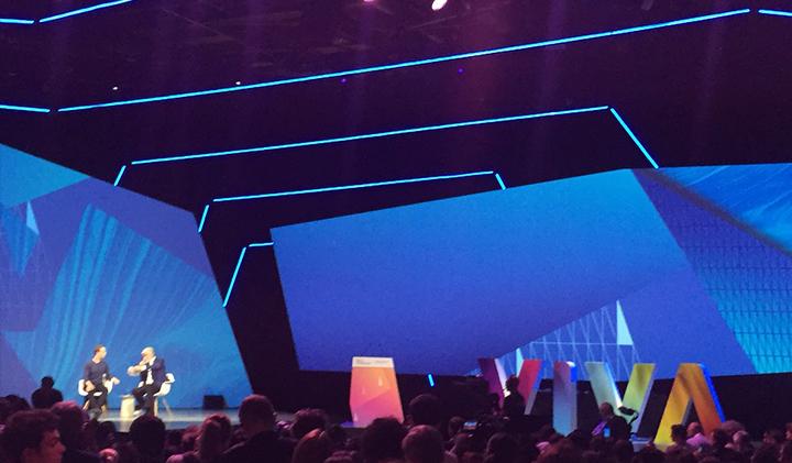mark zuckerberg vivatech - Mark Zuckerberg à Vivatech : « Il faut concentrer son énergie sur quelque chose qui marche »