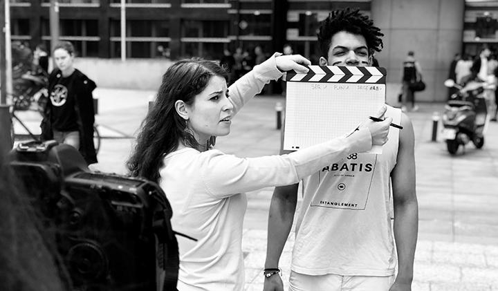 tournage module video - Tourner et monter un court métrage en une semaine