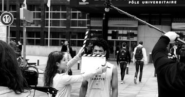 tournage video module electif 380x200 - Tourner et monter un court métrage en une semaine