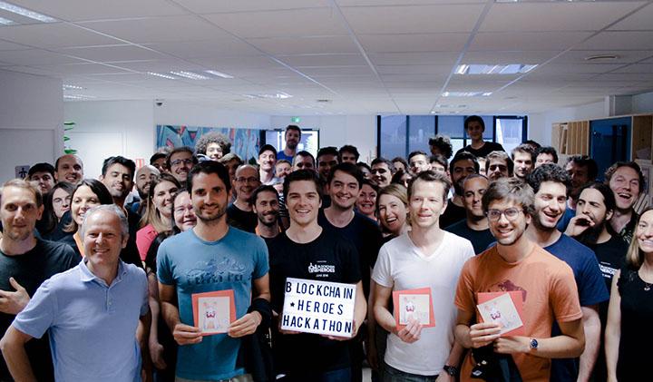 blockachin heroes ubisoft - Un étudiant de l'IIM remporte le deuxième prix du hackathon Blockchain Heroes de Ubisoft