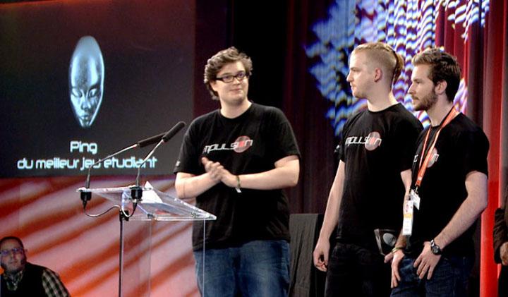 hugo verger ping awards iim - Hugo, promo 2018, chef de projet chez Ubisoft