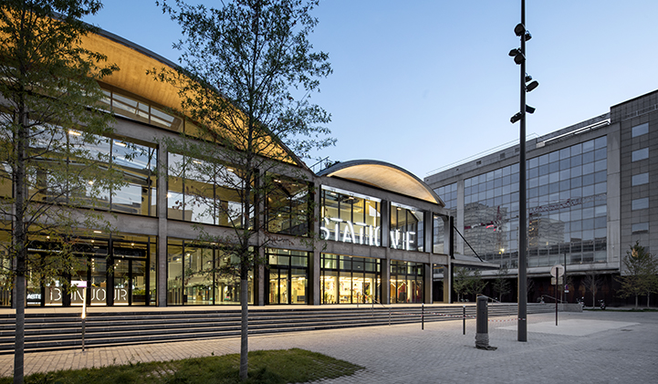 Station F IIM school of digital paris