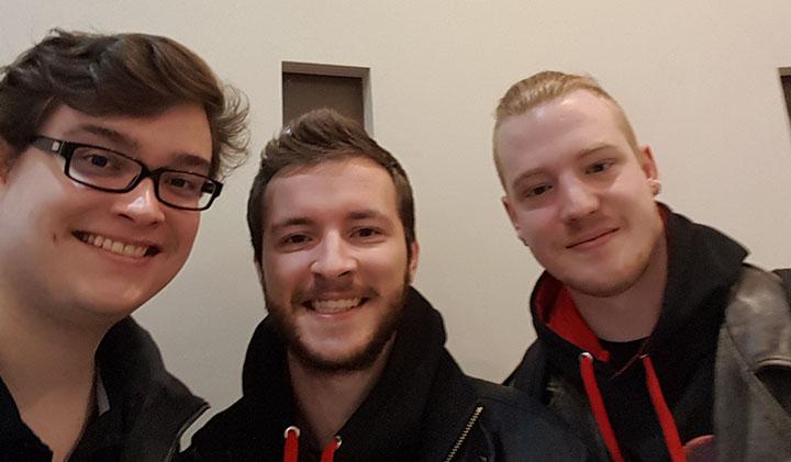 impulsion hugo verger team - Hugo, promo 2018, chef de projet chez Ubisoft