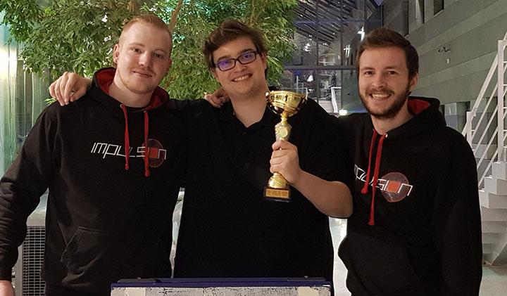 impulsion prix iim jeu - Hugo, promo 2018, chef de projet chez Ubisoft