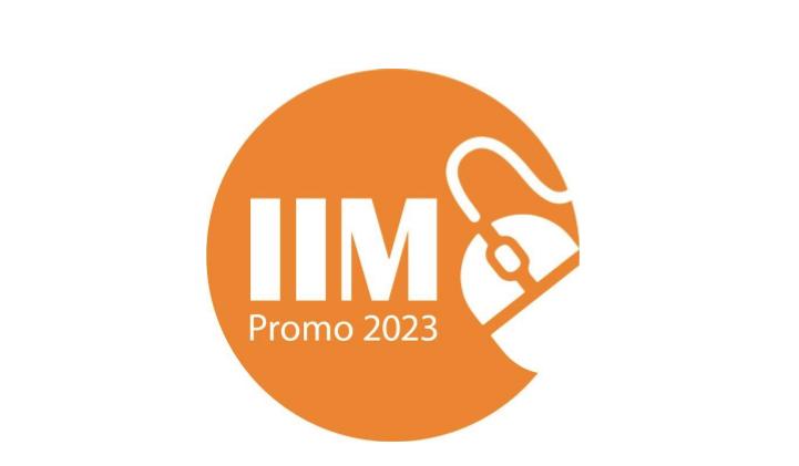 design badge souris promo 2023 iiM