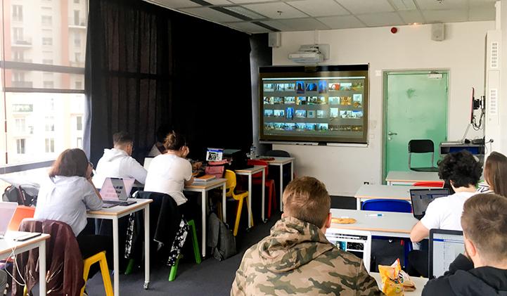 IIM cours electif photo