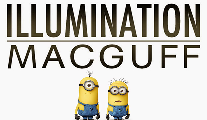 illumination logo 1 - 6 of the Best French Animation Studios