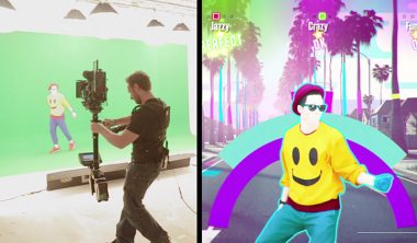 Just dance making of ubisoft