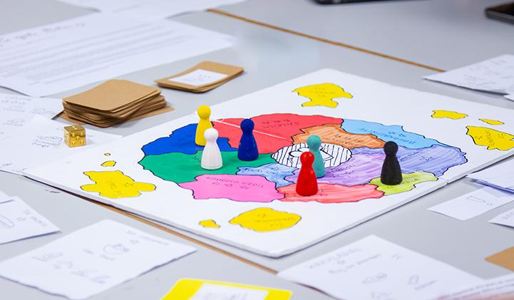jeux plateau iim prepa - Concevoir un prototype de jeu de plateau en une semaine