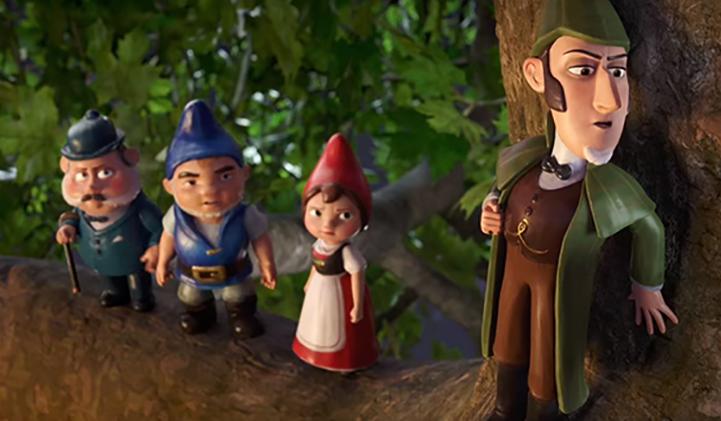 sherlock - Marion, promo 2013, directrice de production d'Astérix : le Secret de la Potion Magique