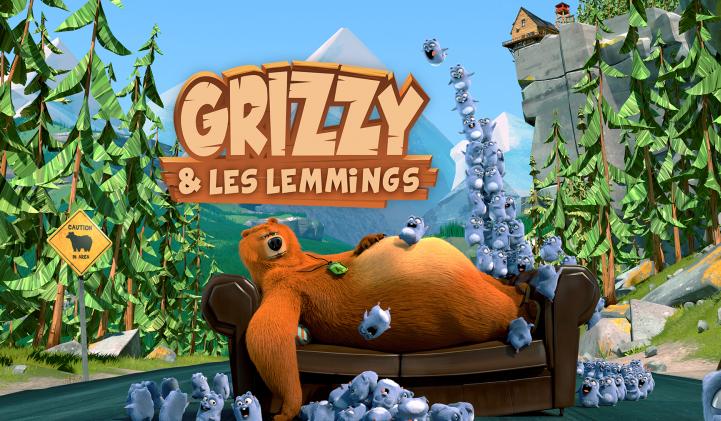 Grizzy et les Lemmings, réalisée par Cédric Lahenaud