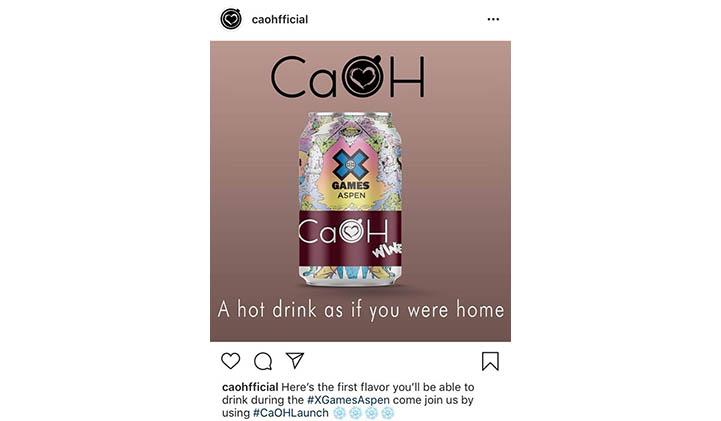 Instagram CaOH